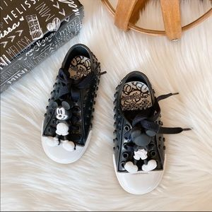 Mini Melissa sneaker